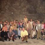 Aragonae visita las minas de Remolinos