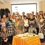 Comida de Navidad de socios 2012