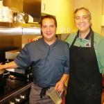 Daniel Cascán deleitó en Aragonae con un menu inmejorable