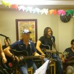 El grupo Seven colaboró con Aragonae en el I Tapeo Solidario