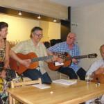 Noche de boleros en Aragonae